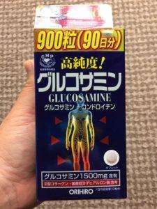 オリヒロ高純度グルコサミンパッケージ